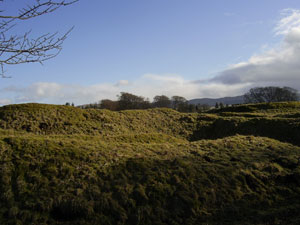 Fort at Ardoch
