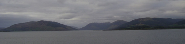 Loch Striven and Inverchaolin parish