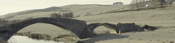 Old Bridge at Stow
